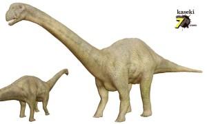 ジュラ紀に繁栄した竜脚類恐竜