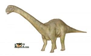 極端に首の長い恐竜とは・・・?